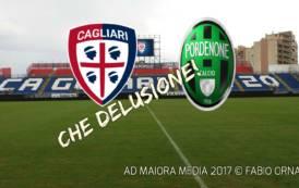 CALCIO, Cagliari: figuraccia in Coppa. Passa il Pordenone (1-2)