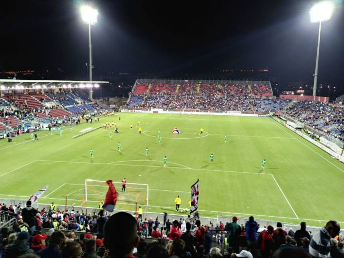 Cagliari flop e Rastelli si appella alla fatica…