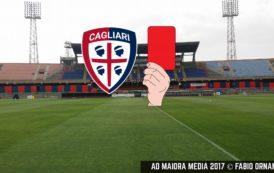 """CALCIO, Il Cagliari secondo in classifica… tra i """"cattivi"""""""