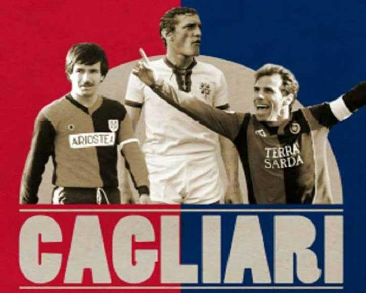 UNIVERSO SARDEGNA, Mercoledì 17: storie di dieci attaccanti del Cagliari e dei loro gol