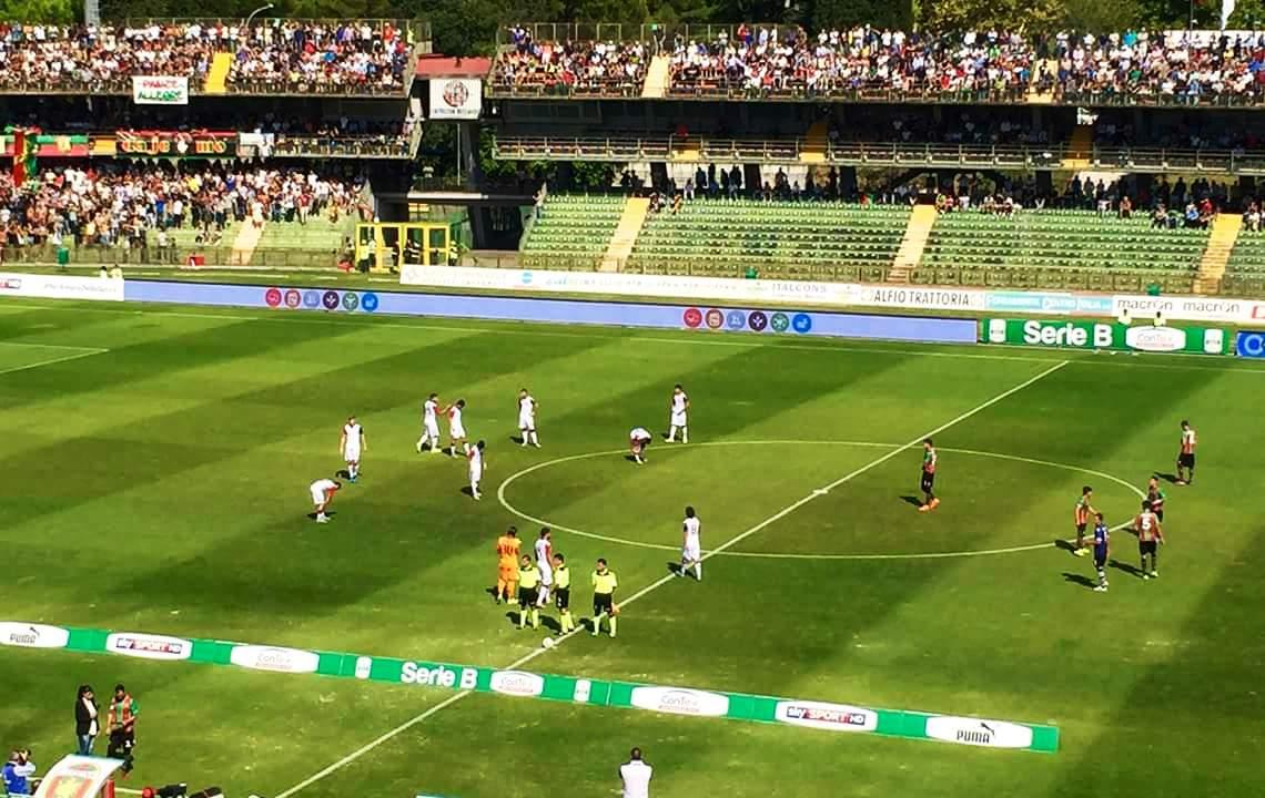 CALCIO, Un Cagliari insufficiente torna da Terni con un deludente 1-1
