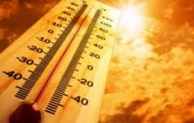 METEO, Da oggi fino a sabato 2 luglio temperature che potranno superare i 40 gradi