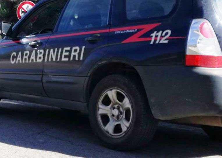 NARCAO, Tentano di rubare rotoli di cavi in rame: arrestati due 30enni di Iglesias