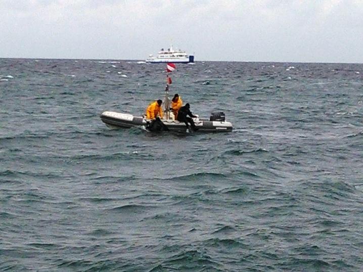 CALASETTA, Recuperato un cadavere nelle acque del porto turistico: è di un uomo non ancora identificato