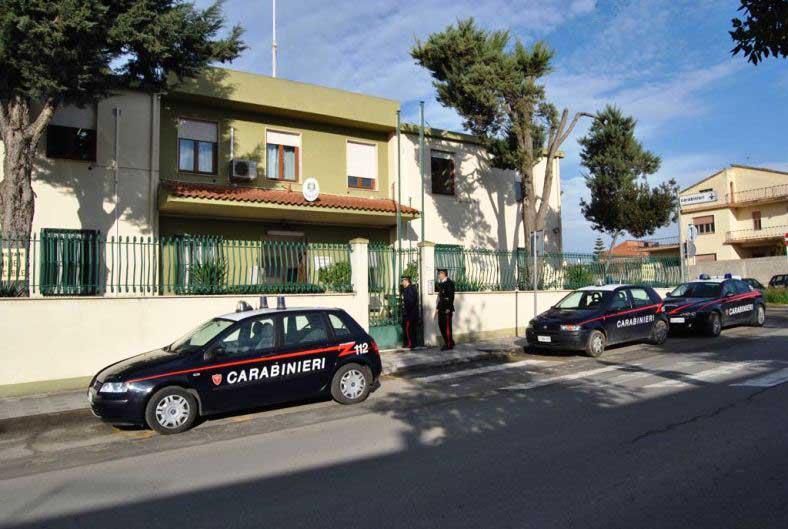 Tre arresti dei carabinieri per una rapina a mano armata
