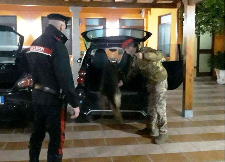Droga dalla Spagna alla Sardegna, maxi operazione dei carabinieri