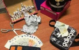 DECIMOMANNU, Aveva in casa 2 etti di hashish e 1.000 euro : arrestato 17enne di Uta