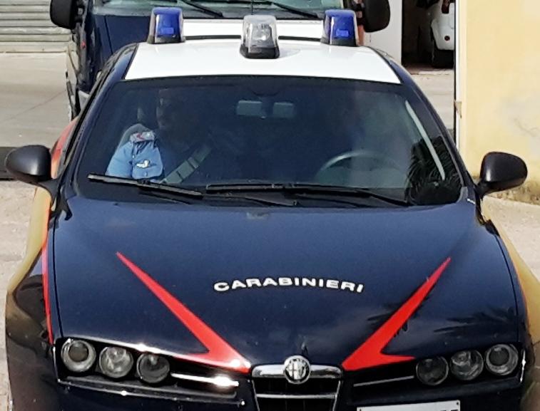 SELARGIUS, Operazione dei carabinieri nel campo nomadi alla ricerca di droga, armi e refurtiva