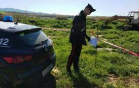 SARDEGNA, Smaltiva in campagna liquami e carcasse animali dell'azienda zootecnica di Serdiana: denunciato allevatore 57enne