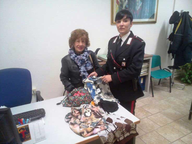 CARBONIA, Tre furti risolti dai Carabinieri, compreso quello dei vestiti sottratti alla pensionata