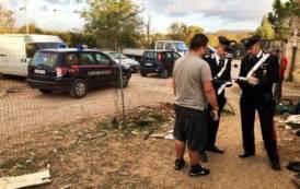 CARBONIA, Controlli dei Carabinieri: trovati 2 panetti di cocaina, identificate prostitute nigeriane, controllati campi nomadi