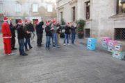 """SASSARI, CasaPound: """"Babbo Natale porta i doni alla Giunta Sanna, peggiore amministrazione mai eletta"""""""