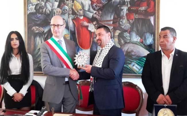 CASTELSARDO, Protocollo di amicizia con la città palestinese di Beit Sahour: nasce osservatorio sui saperi locali mediterranei