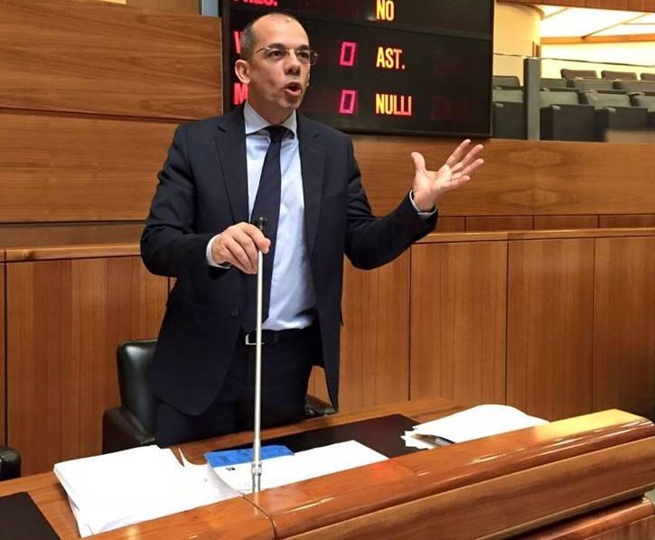 """ENTI LOCALI, Cherchi (FI): """"Per la Giunta, provincia di Oristano è cenerentola della Sardegna. Nella Riforma moltiplicazione di enti"""""""