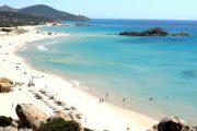 AMBIENTE, In Sardegna cinque spiagge sarde a '5 vele: Chia domina la classifica