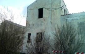 NORA, In stato di abbandono lo stabile adiacente alla Chiesa del martirio di Sant'Efisio (IMMAGINI)