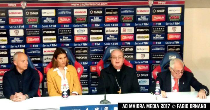 Da sinistra: Mario Passetti, Ilaria Nardi, Arrigo Miglio, Gianfranco Fara