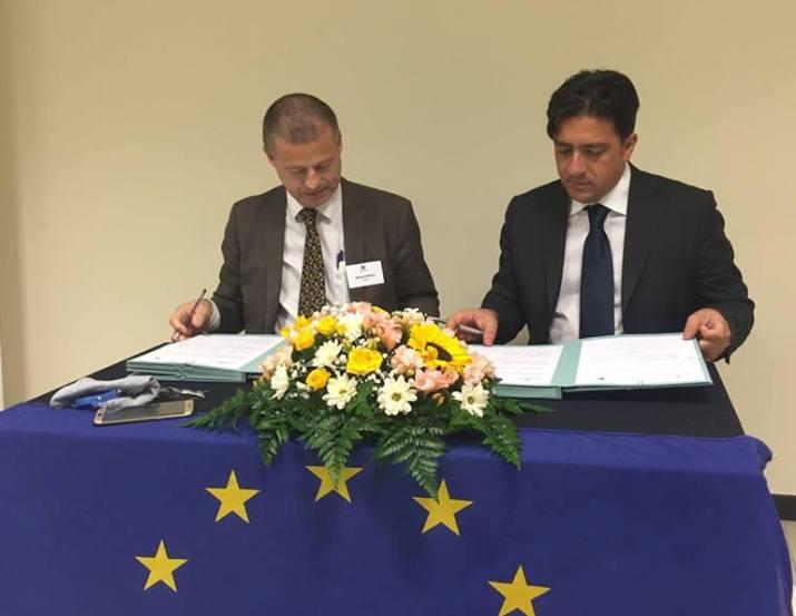 LAVORO, Collaborazione Sardegna-Corsica: firmata intesa tra Agenzia del Lavoro e Pȏle Emploi Corse