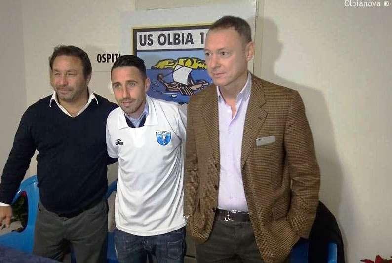 CALCIO, Andrea Cossu esordirà con l'Olbia tra due giornate contro il Budoni