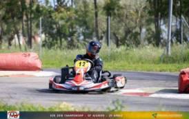 KARTING, Lorenzo Cossu: promessa 13enne al volante che sogna la Formula 1