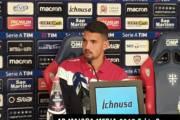 CALCIO, Il giovane portiere Crosta firma con il Cagliari fino al 2019