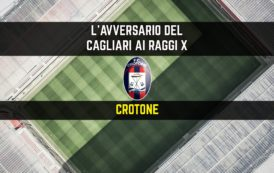 CALCIO, L'avversario del Cagliari ai raggi x: Crotone