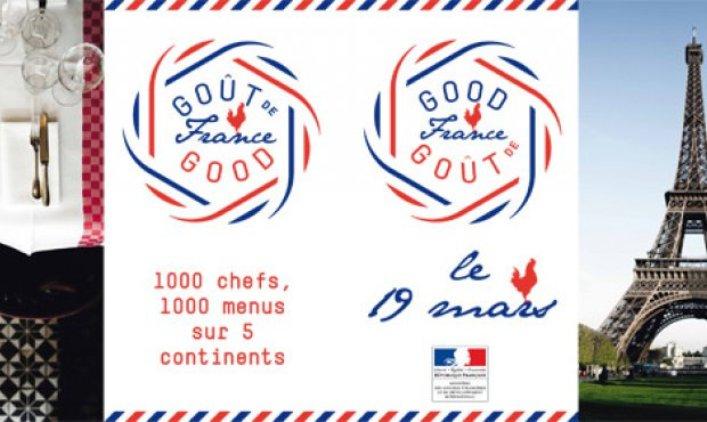 "SIDDI, S'Apposentu tra i mille ristoranti invitati a celebrare la cucina francese nel ""Gout de France – Good France"""