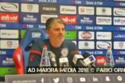 """CALCIO, López: """"Gestione del pallone e intensità per battere il Milan"""""""