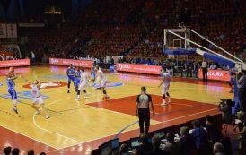 PALLACANESTRO, Dinamo perde anche gara 3 (85-99) e Sassari deve dire addio ai playoff