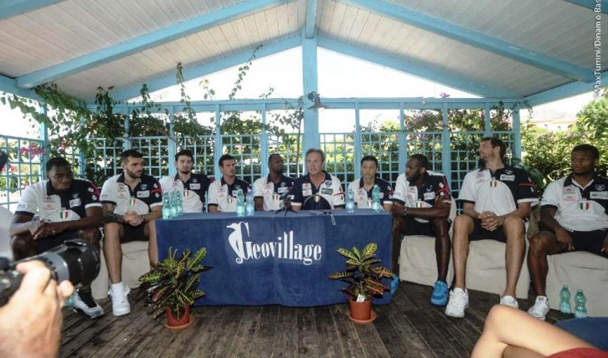 PALLACANESTRO, Dinamo Sassari presenta nuovi arrivati: Haynes, Eyenga, Varnado, Alexander, Petway, Togashi, D'Ercole, Marconato, Pellegrino