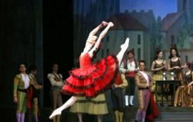 """DANZA, Al Comunale di Sassari ed al Conservatorio di Cagliari arriva il balletto """"Don Chisciotte"""""""