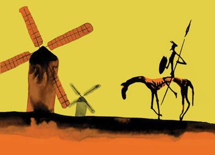 Don Quijote contro le Istituzioni, alle prese con la scuola e la disabilità (Biancamaria Balata)