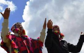 SERRI, Seminario sulla tradizione spirituale Inca col Maestro Q'ero don Lorenzo Ccapa Apaza