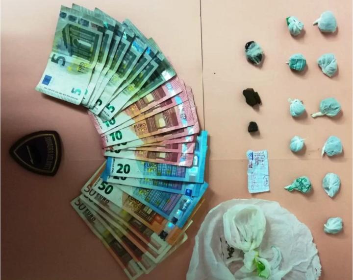 Sant'Elia, 51enne in manette per spaccio di droga