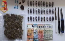 CAGLIARI, Arrestati due spacciatori di hashish e cocaina: uno mentre portava la droga a Nuoro
