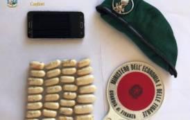ELMAS, Arrestato all'Aeroporto un corriere afgano con 314 grammi di eroina nell'intestino