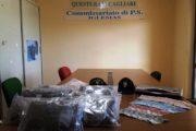 IGLESIAS, Trovati oltre due chili di marijuana e 4mila euro: arrestato spacciatore 46enne