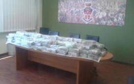 SARDEGNA, Sgominata banda che trafficava hashish e marijuana dalla Spagna