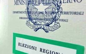 ELEZIONI REGIONALI, Si vota domenica 24 febbraio: sette candidati presidente annunciati