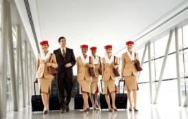 CAGLIARI, Emirates cerca personale di bordo: selezione mercoledì 28 novembre