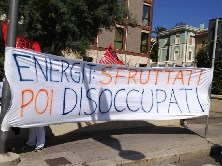 """LAVORO, Slc-Cgil e Uilcom: """"Energit ha licenziato, nonostante la trattativa sindacale. La Regione intervenga"""""""