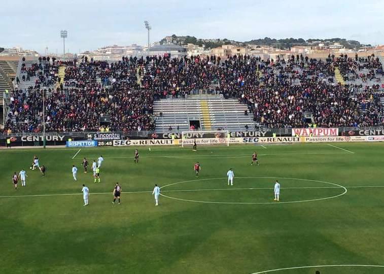 CALCIO, Vittoria complicata ma legittima del Cagliari: 1-0 all'Entella con il minimo sforzo