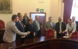SASSARI, Firmato l'Atto costitutivo della Rete Metropolitana del Nord Sardegna