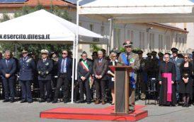 """CAGLIARI, 155° anniversario Esercito. Generale Pintus: """"Festeggiamo con chi è impegnato in missione"""". Assenti Pigliaru e Zedda (VIDEO)"""