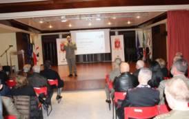 """CAGLIARI, Presentato il calendario 2018 dell'Esercito: """"Il lungo filo rosso dall'unità alla vittoria"""""""