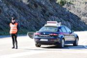 LOCERI, Clandestino albanese trovato dai carabinieri durante i controlli al traffico