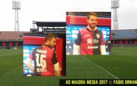 """CALCIO, Il nuovo acquisto del Cagliari Faragò: """"Emozionato ma pronto"""". Capozucca: """"Deiola vicino al ritorno"""""""