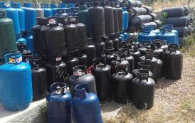 SINISCOLA, Sequestrate 1.272 bombole di gpl: tre persone denunciate