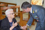 MURAVERA, Cinquantennale della scomparsa del finanziere Cinus, medaglia d'argento al valor civile alla memoria
