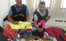OLBIA, Abusivismo commerciale: sequestrati oltre 2.000 articoli contraffatti e denunciate tre persone (VIDEO)